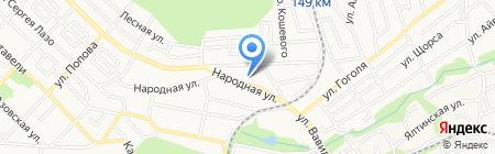 СТАВРОПОЛЬ-ВОСТОК-СЕРВИС на карте Ставрополя