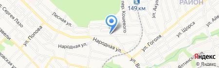 БУКСИР на карте Ставрополя