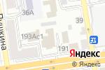 Схема проезда до компании Управление надзорной деятельности Главного Управления МЧС России по Ставропольскому краю в Ставрополе