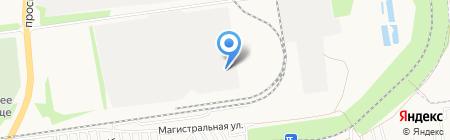 Еврострой на карте Ставрополя