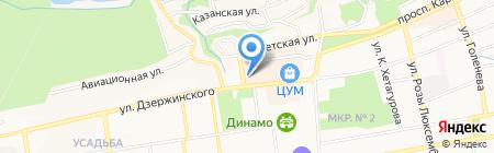 Секретное оружие на карте Ставрополя