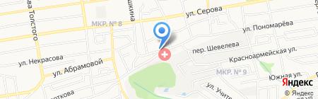 Ремонтная компания на карте Ставрополя