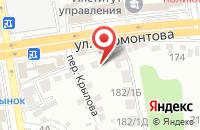 Схема проезда до компании Ставропольстройдом в Ставрополе