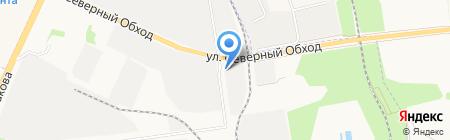 Дагестанский камень на карте Ставрополя