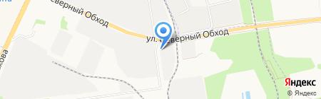 Мебель Лотос Плюс на карте Ставрополя