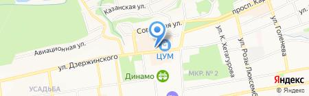 Царская Охота на карте Ставрополя