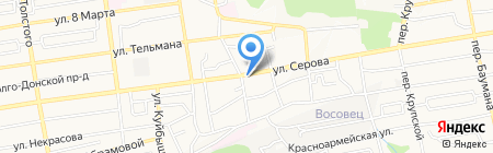 Магазин электроинструментов на карте Ставрополя