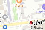 Схема проезда до компании Тифлис в Ставрополе