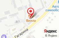 Схема проезда до компании Премьер Инвест в Михайловске
