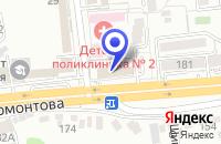 Схема проезда до компании СТАВРОПОЛЬСКИЙ КРАЕВОЙ СУД в Лермонтове
