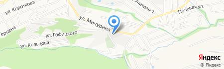 Фабрика Снов на карте Ставрополя