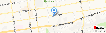 Агромаркет на карте Ставрополя