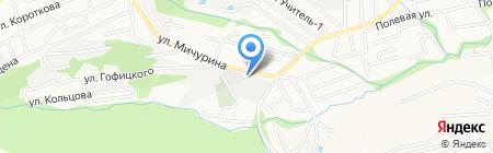 Мелодия природы на карте Ставрополя