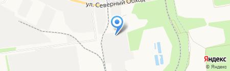 Декор-ЮГ на карте Ставрополя
