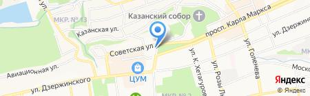 CHESTER на карте Ставрополя