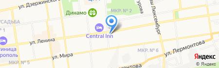 Daily Stavropol на карте Ставрополя