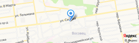 Stav-Seo на карте Ставрополя