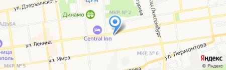 Мясной Маркет на карте Ставрополя