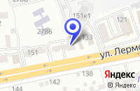 Схема проезда до компании ПРОДУКТОВЫЙ МАГАЗИН ЕЛЕНА в Лермонтове