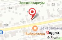 Схема проезда до компании Зубр в Краснослободске