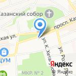 A1studio на карте Ставрополя