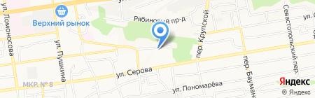 DIAMOND Clinic на карте Ставрополя
