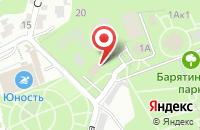 Схема проезда до компании Людмила в Ставрополе