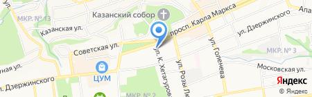 ProEstetic.ru на карте Ставрополя