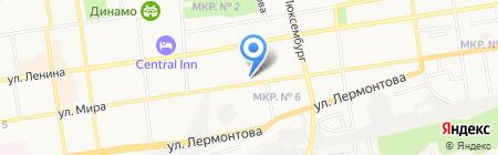 Jonnes на карте Ставрополя