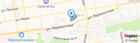 Восьмой элемент на карте Ставрополя