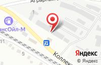 Схема проезда до компании MIXAVTO в Михайловске