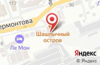 Схема проезда до компании Аэлита в Гурьевске