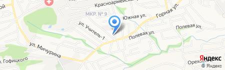 Церковь Христиан Адвентистов Седьмого Дня на карте Ставрополя