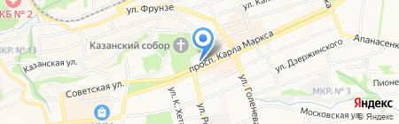 Ivan Doctor на карте Ставрополя