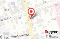 Схема проезда до компании Ставропольская Независимая Энергетическая Компания в Ставрополе