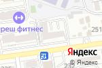 Схема проезда до компании You`re Right в Ставрополе