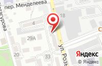 Схема проезда до компании Алькасар Ставрополь в Ставрополе