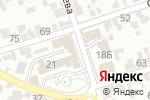 Схема проезда до компании Ставропольский центр государственного экологического мониторинга, ГБУ в Ставрополе