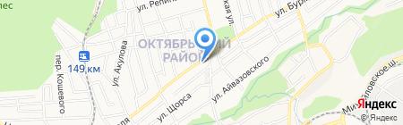 Экстра на карте Ставрополя