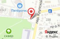 Схема проезда до компании Группа компаний ЭнергоЛидер в Ставрополе
