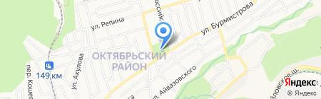 Храм Александра Невского на карте Ставрополя