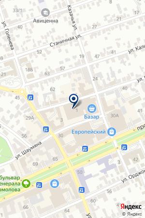 ... Сеть спортивных магазинов на карте яндекса. Атлетика на карте Ставрополя 0dcde080c6d