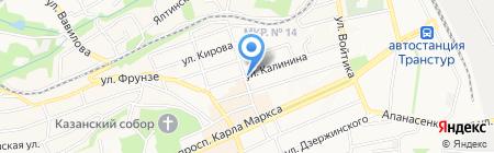 Товары для дома на карте Ставрополя