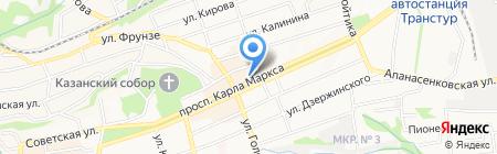 585 на карте Ставрополя
