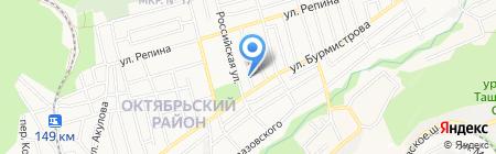 Защита прав и интересов сотрудников правоохранительных органов на карте Ставрополя