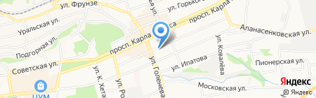 Фея на карте Ставрополя