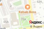 Схема проезда до компании ТерраЛайтСтудио С в Ставрополе