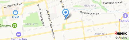 ТерраЛайтСтудио С на карте Ставрополя