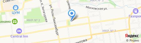 Нано-Финанс на карте Ставрополя