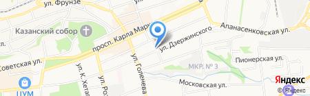 Прод экспресс на карте Ставрополя